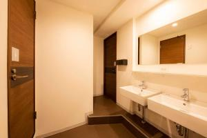 A bathroom at The Stay Sapporo Nagomi