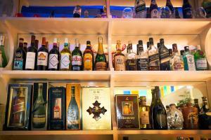 Drinks at Blue Lagoon Inn & Suites