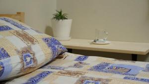Кровать или кровати в номере Хостелы Рус - Измайлово