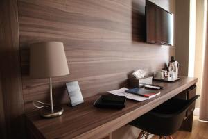 TV o dispositivi per l'intrattenimento presso 7th Floor Suite