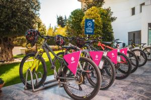 Biking at or in the surroundings of Akra Hotel