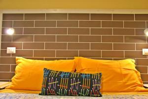 Letto o letti in una camera di B&B Casa Torpì