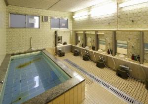 The swimming pool at or close to Osaka - Hotel / Vacation STAY 23784