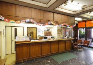 The lobby or reception area at Osaka - Hotel / Vacation STAY 23784