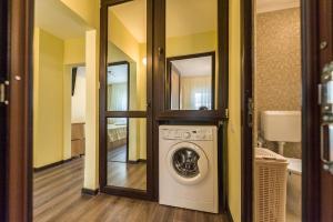 O baie la Apartament Carol Davila