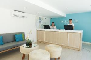 Лобби или стойка регистрации в Patio Pacific Resort