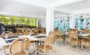 Ресторан / где поесть в Patio Pacific Resort