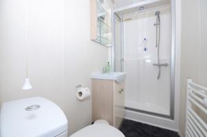 A bathroom at The Meadows