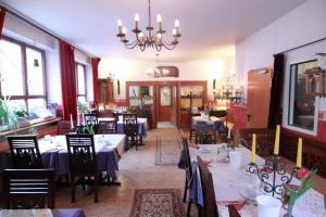 Ресторан / где поесть в Kreuzerhof Hotel Garni