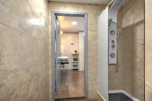 A bathroom at Inn Bairro Alto B&B / B.A Sweet
