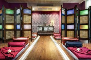 The lobby or reception area at Sriwilai Sukhothai