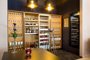 Drinks at Hotel Villa Vinum Cochem
