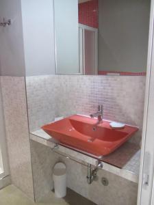 A bathroom at Affittacamere Da Paulin