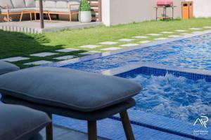 المسبح في Aspar Resorts أو بالجوار