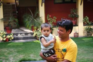Niños alojados en Planet Bhaktapur Hotel
