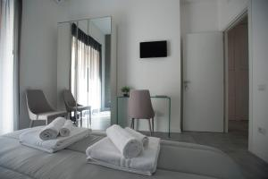 A bed or beds in a room at LECENTRE 174