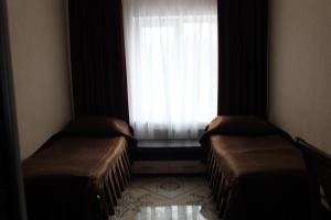 Гостиная зона в Гостиница Донская Волна