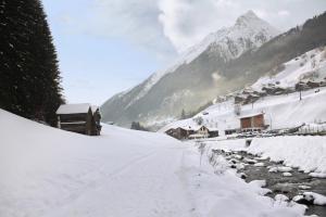 Hotel Zhero – Ischgl/Kappl im Winter