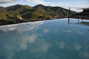 The swimming pool at or near Agriturismo Costa di Faraggiana