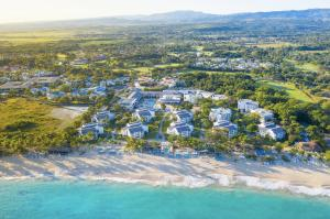 A bird's-eye view of Emotions Puerto Plata