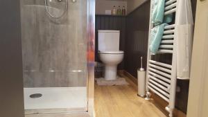 A bathroom at Bed & Breakfast - The Green Cruachan