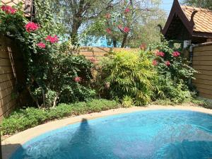 The swimming pool at or near BTC Boutique Resort