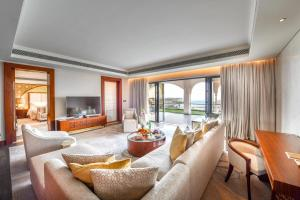 منطقة جلوس في Royal Saray Resort, Managed by Accor