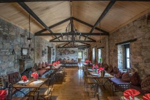 מסעדה או מקום אחר לאכול בו ב-Princess Lanassa