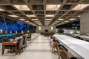 Ресторан / где поесть в Serendivi Resort Villa