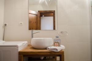 A bathroom at Vista
