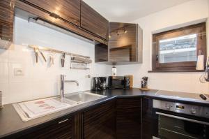 A kitchen or kitchenette at Vista