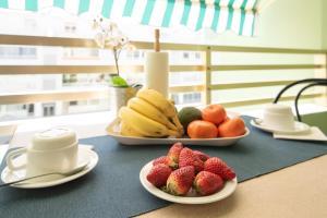 Opciones de desayuno disponibles en Vivienda Vacacional Puerto Naos