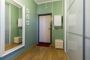 Ванная комната в Семейные апартаменты