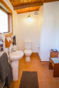 A bathroom at The Church Accommodation
