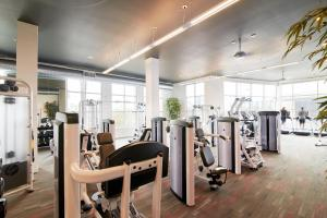The fitness center and/or fitness facilities at Sonder — Central Corridor