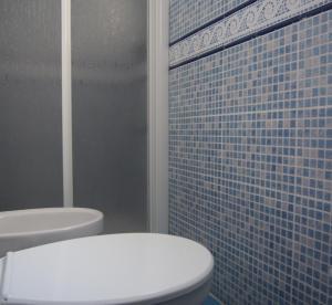 Un baño de Hostal Fantoni