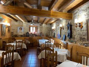 Un restaurante o sitio para comer en El Puntido