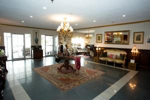 The lobby or reception area at Hearthstone Inn Boutique Hotel Halifax-Dartmouth