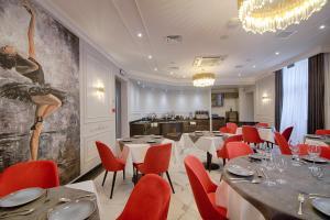 Ресторан / й інші заклади харчування у Grand Hotel Roxolana