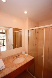 A bathroom at Mc Flats The Claridge