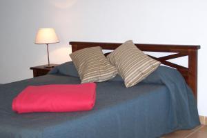 Un ou plusieurs lits dans un hébergement de l'établissement Résidence Goélia Cap Bleu