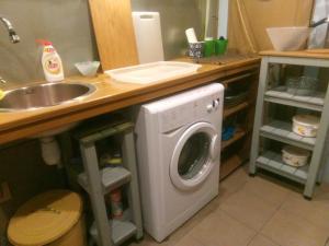 Ванная комната в ВЛенинград - smart номера с душевой