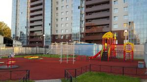 Детская игровая зона в Apartments on Marshala Blyukhera 8