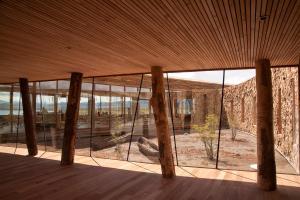 Zona de juegos infantil en Tierra Patagonia Hotel & Spa