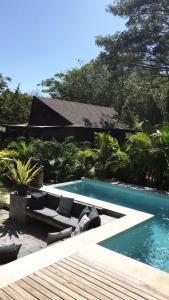 The swimming pool at or near Lua Villas