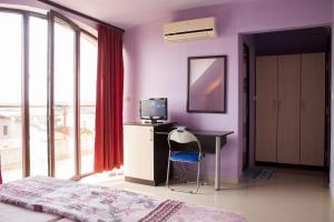 Телевизия и/или развлекателен център в Хотел Силистар