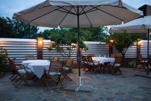 Ресторант или друго място за хранене в Хотел Силистар