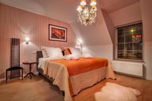 Un ou plusieurs lits dans un hébergement de l'établissement B en B Maison seki