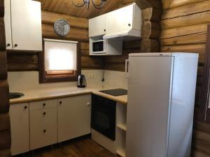 Кухня или мини-кухня в Комплекс Большая Волга
