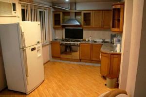 A cozinha ou cozinha compacta de Apartament on 28 May